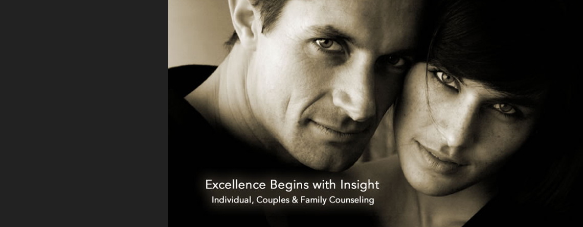 Individual, Couples and Family Counseling