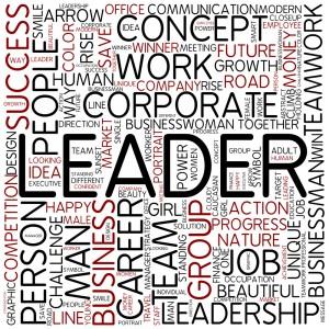 Leader Language Collage
